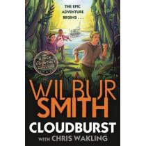 Cloudburst: A Jack Courtney Adventure by Wilbur Smith, 9781848128538