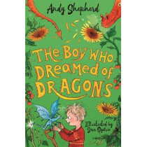 The Boy Who Dreamed of Dragons (The Boy Who Grew Dragons 4) by Andy Shepherd, 9781848129252