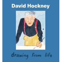 David Hockney: Drawing from Life by Sarah Howgate, 9781855147973