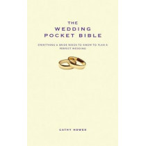 The Wedding Pocket Bible by Cathy Howes, 9781907087080