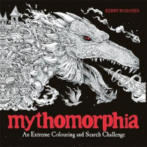 Mythomorphia: An Extreme Colouring and Search Challenge by Kerby Rosanes, 9781910552261