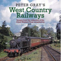 West Country Railways by Peter Gray, 9781910809624