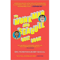 The Monkman And Seagull Quiz Book by Eric Monkman, 9781911335993