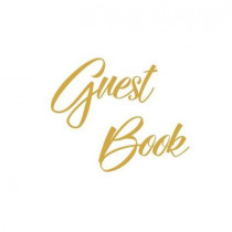 Silver Guest Book, Weddings, Anniversary, Party's, Special Occasions, Memories, Christening, Baptism, Wake, Funeral, Visitors Book, Guests Comments, Vacation Home Guest Book, Beach House Guest Book, Comments Book and Visitor Book (Hardback) by Lollys Publ