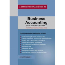 Business Accounting: For Businesses Of All Types by Colin Richards, 9781913342029