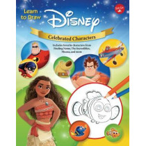 Learn to Draw Disney Celebrated Characters: Includes Favorite Characters from Finding Nemo, the Incredibles, Moana, and More. by Walter Foster Jr Creative Team, 9781942875888