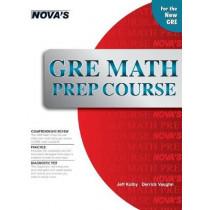 GRE Math Prep Course by Jeff Kolby, 9781944595654
