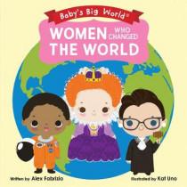 Women Who Changed the World by Alex Fabrizio, 9781946000101