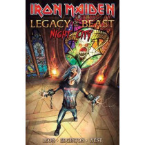 Iron Maiden Legacy Of The Beast Volume 2: Night City by Llexi Leon, 9781947784178
