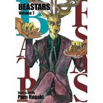 BEASTARS, Vol. 7 by Paru Itagaki, 9781974708048