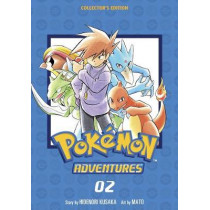 Pokemon Adventures Collector's Edition, Vol. 2 by Hidenori Kusaka, 9781974711222