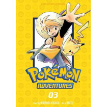 Pokemon Adventures Collector's Edition, Vol. 3 by Hidenori Kusaka, 9781974711239