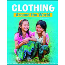 Clothing Around the World by Mary Meinking, 9781977126702