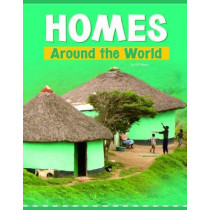 Homes Around the World by Wil Mara, 9781977126733