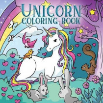 Unicorn Coloring Book: For Kids Ages 4-8 by Young Dreamers Press, 9781989387962