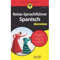 Reise-Sprachfuhrer Spanisch fur Dummies by Susana Wald, 9783527717552