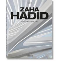 Zaha Hadid. Complete Works 1979-Today. 2020 Edition by Philip Jodidio, 9783836572439