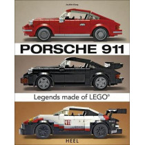 Porsche 911: Iconic Vehicles Made From LEGO (R) Bricks by Joachim Klang, 9783966640022