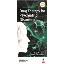 Drug Therapy for Psychiatric Disorders by Rajesh Sagar, 9789352704705