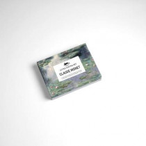 Claude Monet: Letter Writing Set by Pepin Van Roojen, 9789460094880