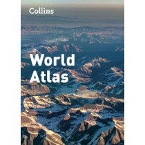 Collins World Atlas: Paperback Edition by Collins Maps, 9780008320416
