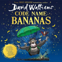 Code Name Bananas by David Walliams, 9780008454319
