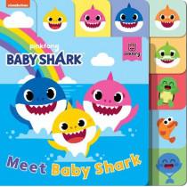 Meet Baby Shark by Pinkfong, 9780062965899