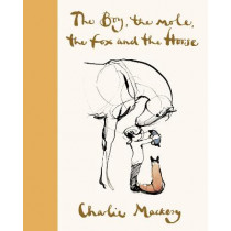 The Boy, the Mole, the Fox and the Horse Deluxe (Yellow) Edition by Charlie Mackesy, 9780063142787