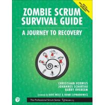 Zombie Scrum Survival Guide by Johannes Schartau, 9780136523260
