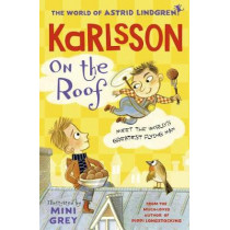 Karlsson on the Roof by Astrid Lindgren, 9780192776273