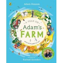 A Year on Adam's Farm by Adam Henson, 9780241452974