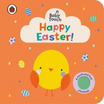 Baby Touch: Happy Easter! by Ladybird, 9780241463123