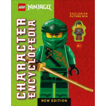 LEGO Ninjago Character Encyclopedia New Edition: With Exclusive Minifigure by DK, 9780241467640