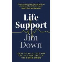 Covid ICU by Dr Jim Down, 9780241506318