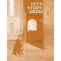 Let's Study Urdu: An Introduction to the Script: With Online Media by Ali S. Asani, 9780300234893