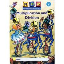 New Heinemann Maths Year 2, Multiplication Activity Book (single), 9780435169855