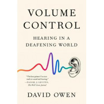 Volume Control by David Owen, 9780525534235