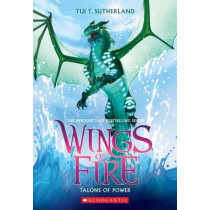 Wings of Fire #9: Talons of Power by Tui,T Sutherland, 9780545685436