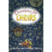 Devotions for Choirs: Bk. 1 by Genevieve De Hoog, 9780687052486