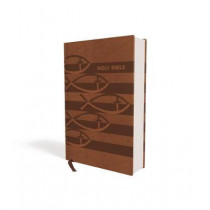 ICB, Holy Bible, Leathersoft, Brown: International Children's Bible by Thomas Nelson, 9780785238805