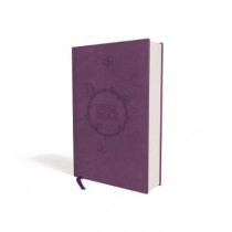 ICB, Holy Bible, Leathersoft, Purple: International Children's Bible by Thomas Nelson, 9780785238812