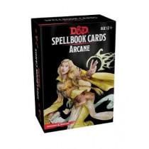 Spellbook Cards: Arcane by Wizards RPG Team, 9780786966547