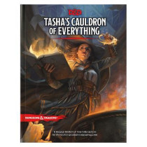 Tasha's Cauldron of Everything (D&d Rules Expansion) (Dungeons & Dragons) by Wizards RPG Team, 9780786967025