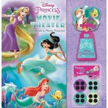 Disney Princess Movie Theater Storybook & Movie Projector by Brandi Dougherty, 9780794442392