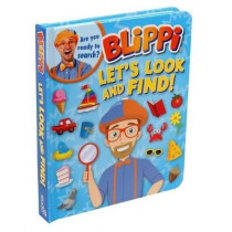 Blippi: Let's Look and Find by Editors of Studio Fun International, 9780794445393