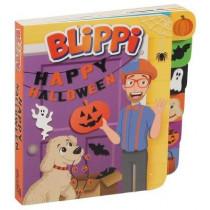 Blippi: Happy Halloween by Editors of Studio Fun International, 9780794445621