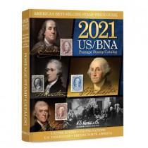 Us/Bna 2021 Stamp Catalog by Whitman Publishing, 9780794848255