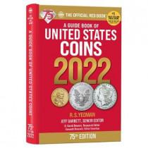 Redbook 2022 Us Coins Hidden Wiro by Jeff Garrett, 9780794848941