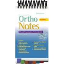 Ortho Notes 4e by Dawn Gulick, 9780803666573