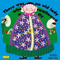 There Was an Old Lady Who Swallowed a Fly by Pam Adams, 9780859531344